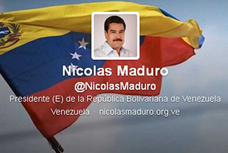 Twitter takes a corrective action in Venezuela.